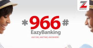 ZenithBank Mobile Money Transfer Code