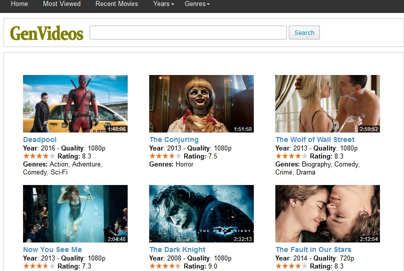 GenVideos download