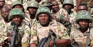 Army recruitement