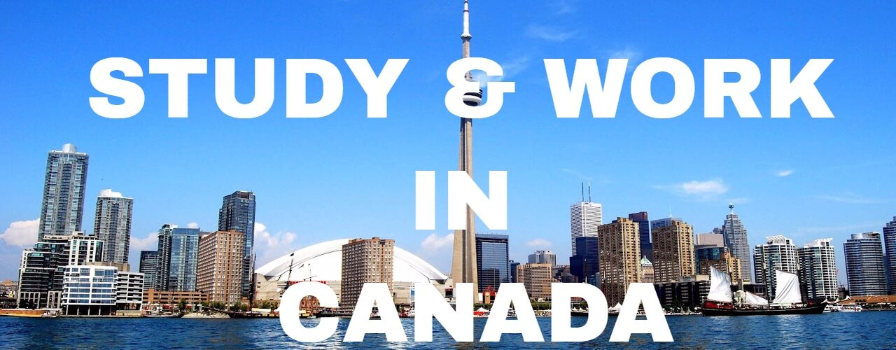 study and work in Canada