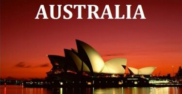 Work and Study in Australia.