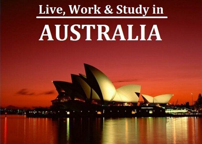 Work and Study in Australia.