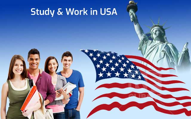 work and study in USAwork and study in USA